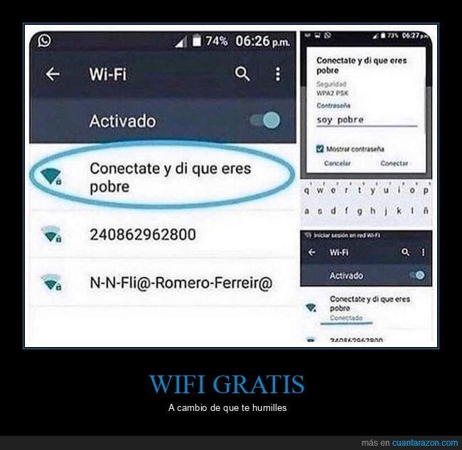 contraseña,pobre,wifi