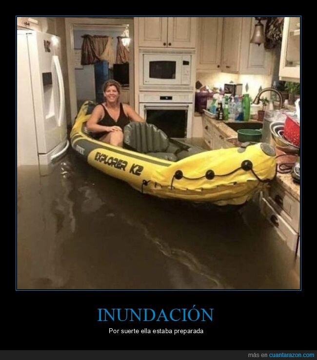 barca,casa,inundación