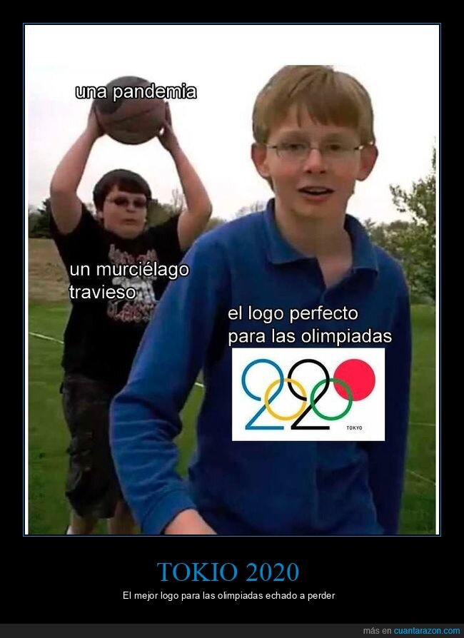 juegos olímpicos,logo,murciélago,pandemia,tokio 2020