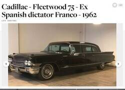 Enlace a El coche de Franco a subasta