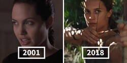 Enlace a Así han cambiado estos populares personajes femeninos de cine y televisión