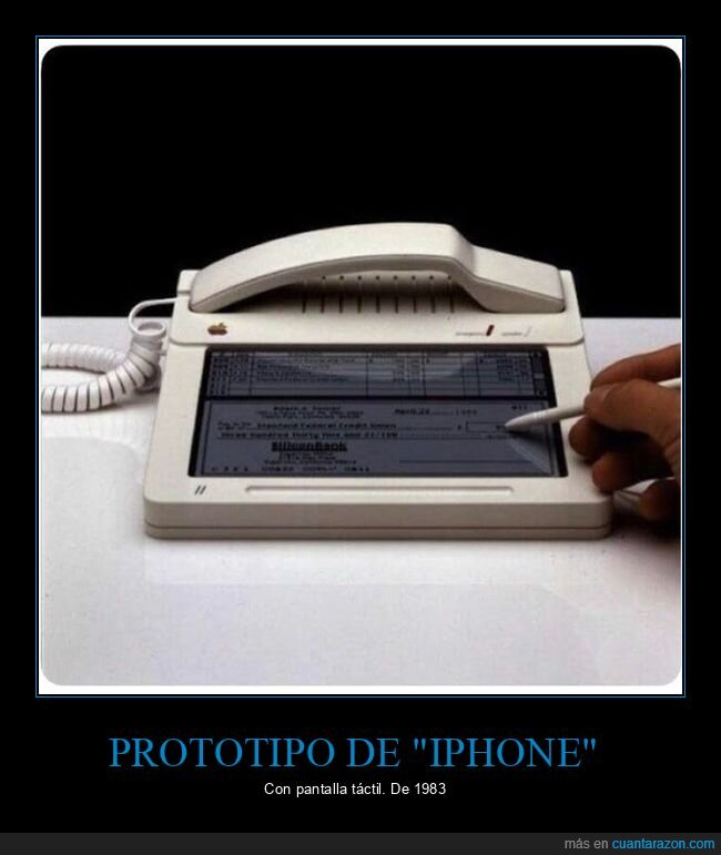 apple,ophone,prototipo
