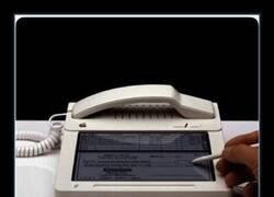 Enlace a Antepasado del iPhone
