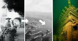 Enlace a Shicheng: la ciudad del siglo VI que yace en el fondo de un lago inundado por el hombre