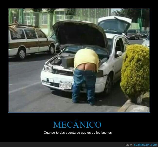 culo,huchaman,mecánico