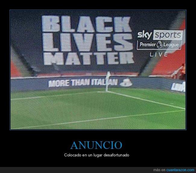 anuncio,black lives matter,fails,italianos