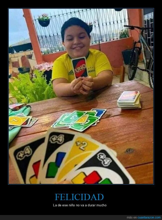 cartas,niño,uno