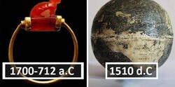 Enlace a Creaciones humanas muy antiguas que aún hoy nos siguen sorprendiendo