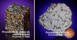 Enlace a ¿Cuánto vale un meteorito? Christie's venderá estos en los próximos días