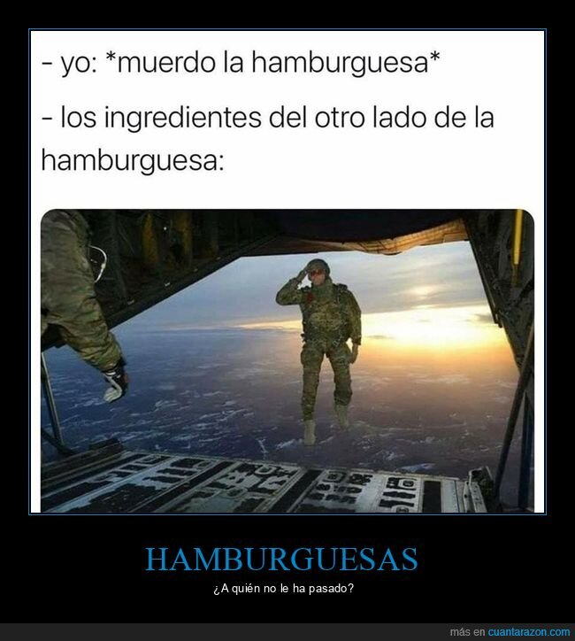 hamburguesa,ingredientes,morder