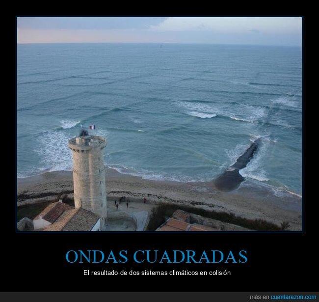 clima,mar,olas,ondas cuadradas