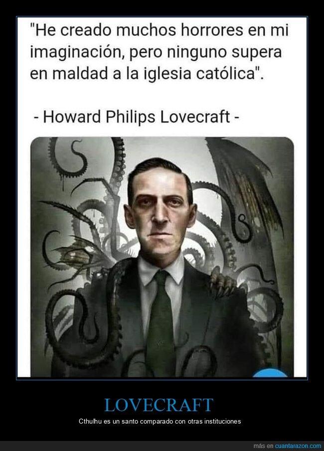 horrores,iglesia,lovecraft