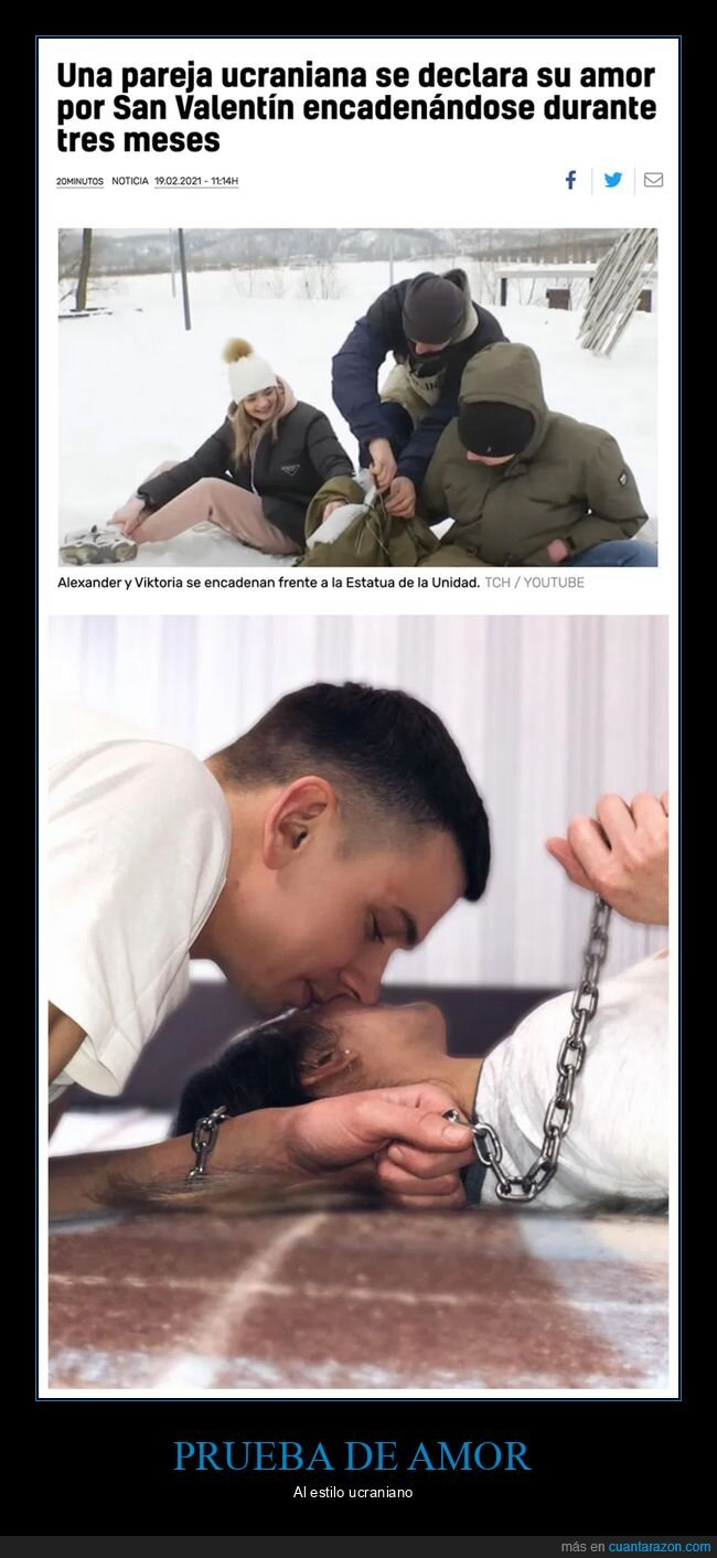 encadenados,pareja,wtf
