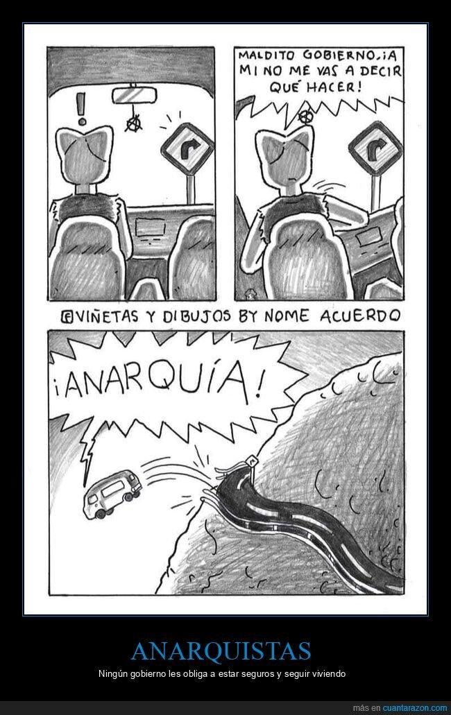 anarquía,gobierno,señal