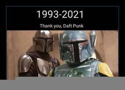 Enlace a Gracias, Daft Punk
