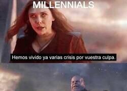 Enlace a Millennials VS Boomers
