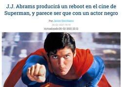 Enlace a Lo nuevo de Superman