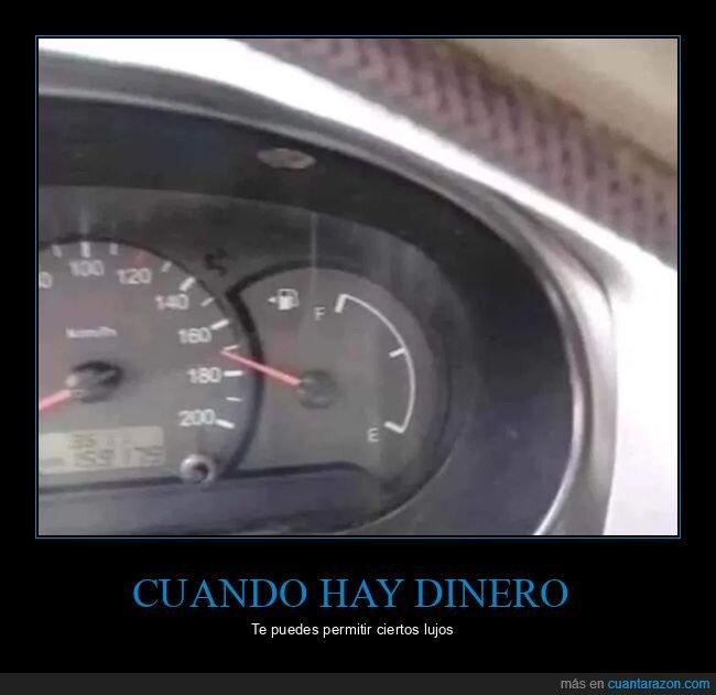 coches,dinero,fails,gasolina,lujos
