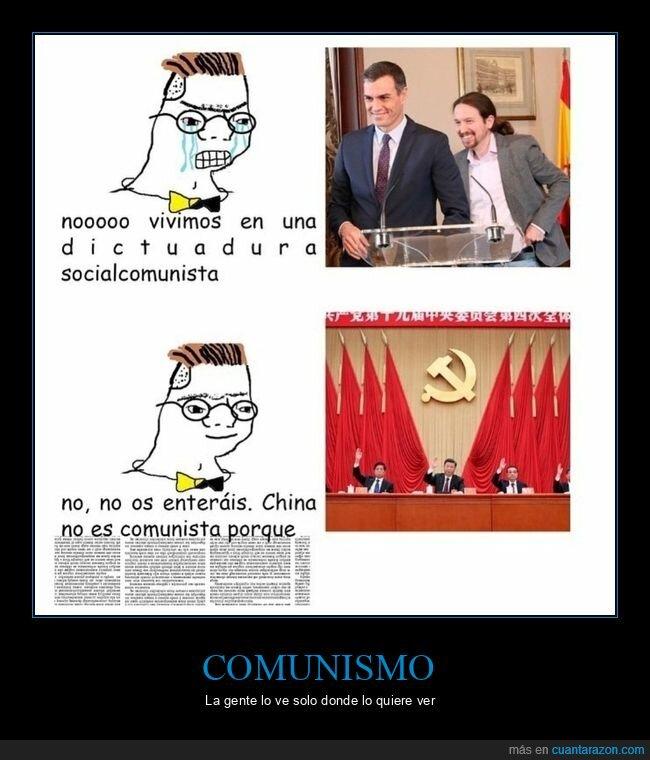 china,comunista,españa,gobierno