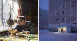 Enlace a Este fotógrafo capta la vida de los habitantes de Yakutia, donde hace tanto frío que alcanzan -50ºC