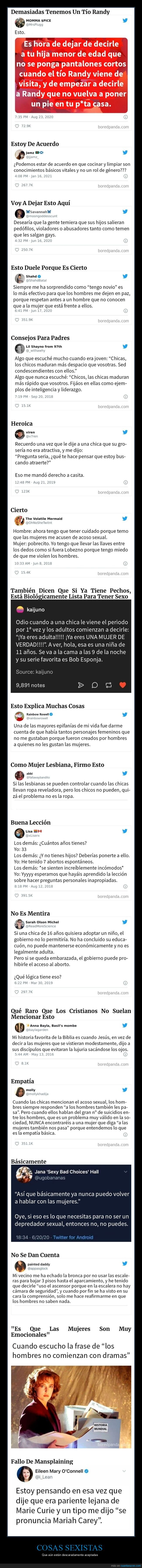 mujeres,sexismo