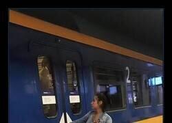 Enlace a Las puertas del tren no esperan