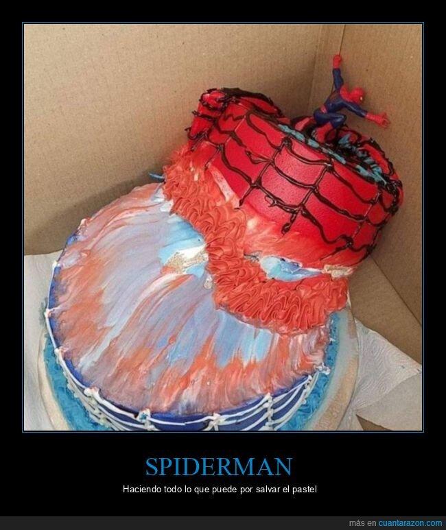 fails,pastel,spiderman