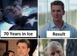 Enlace a 70 años en hielo VS 20 años de matrimonio