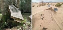 Enlace a Veces que la naturaleza le ganó terreno la civilización