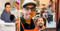 Enlace a Fotografías de gente rara que prueban que Adam Sandler tiene gemelos en todo el mundo