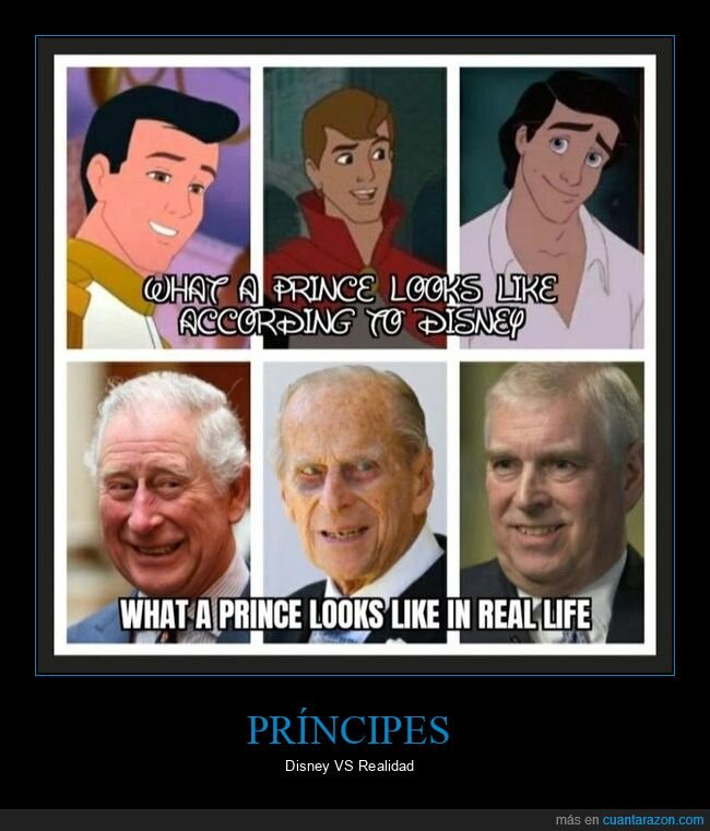 disney,príncipes,realidad