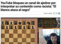 Enlace a El ajedrez es racista