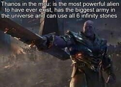Enlace a Thanos en las pelis VS Thanos en los cómics