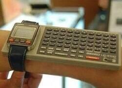 Enlace a Smartwatch ochentero