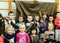 Enlace a Educación rusa