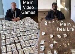 Enlace a Yo en los videojuegos // Yo en la vida real