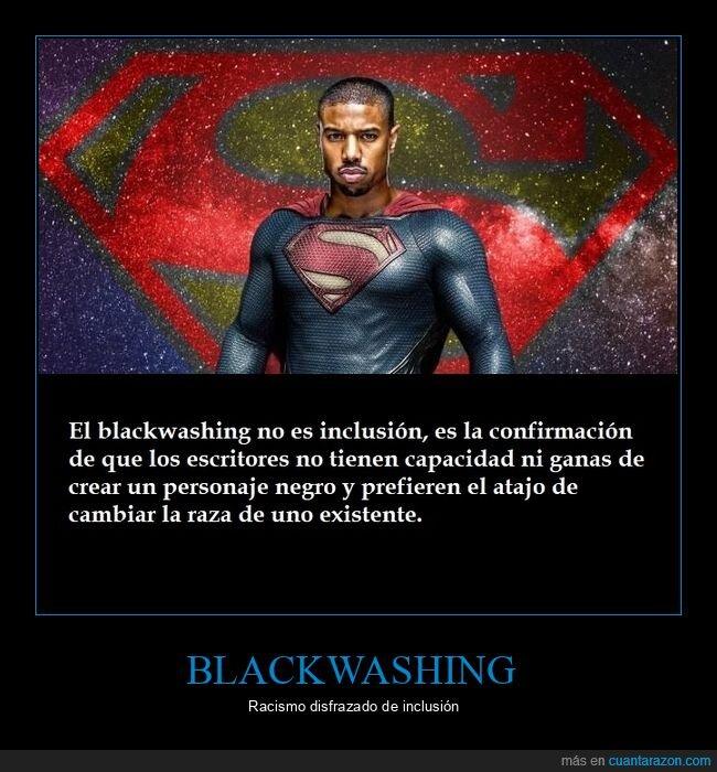 blackwashing,inclusión,racismo