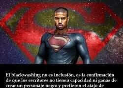 Enlace a A propósito del Superman negro