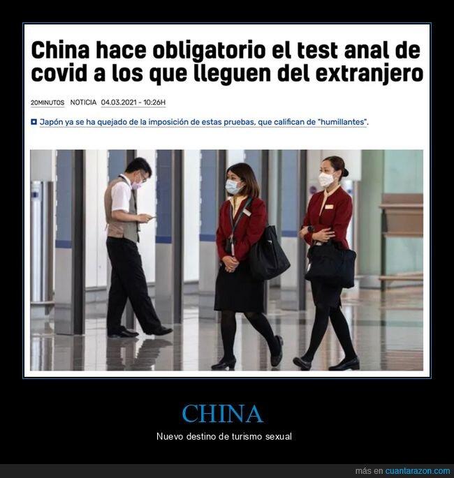 china,obligatorio,test