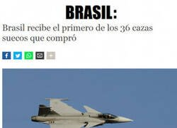 Enlace a Brasil VS Argentina