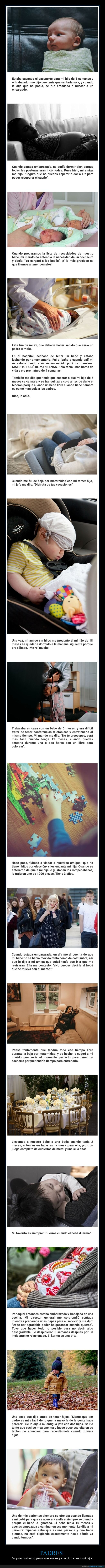 padres,presunciones,sin hijos