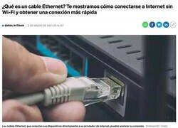 Enlace a La conexión por cable de toda la vida