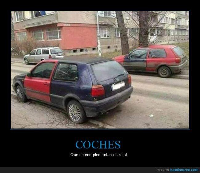 coches,colores,puertas