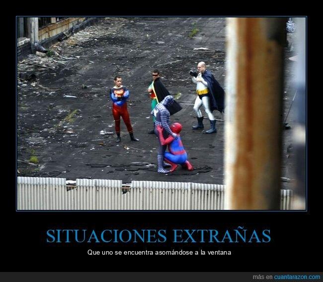 disfraces,superhéroes,wtf