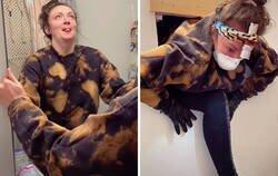 Enlace a Esta mujer descubrió un agujero tras el espejo del baño, decidió entrar y encontró algo inesperado