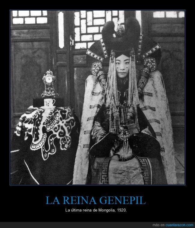 mongolia,reina genepil