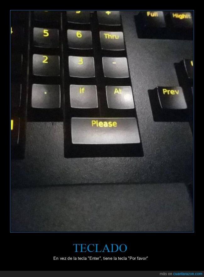 enter,por favor,tecla,teclado
