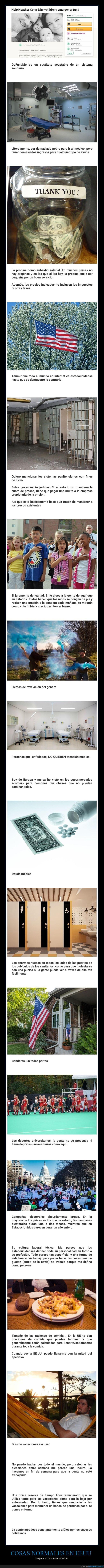 cosas normales,eeuu,raras