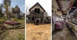 Enlace a Lugares abandonados alrededor del mundo que parecen escenario de película de terror