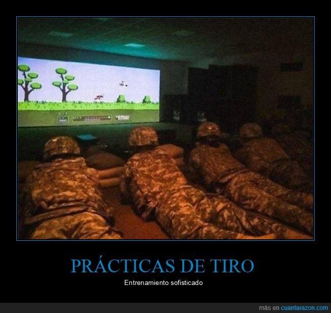 soldados,videojuego